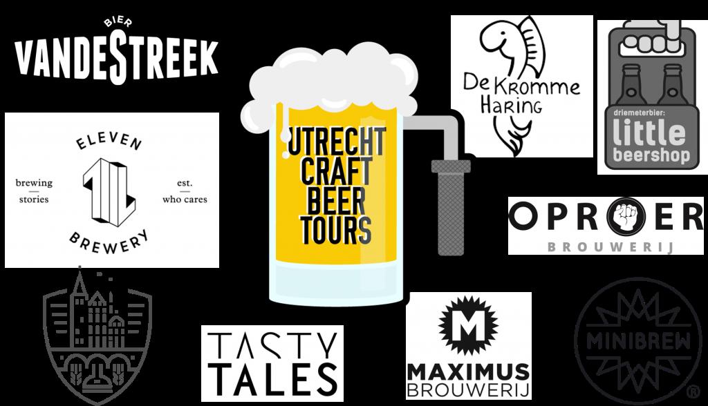 Partners Utrecht Craft Beer Tours